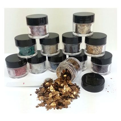 mica-flake-collection